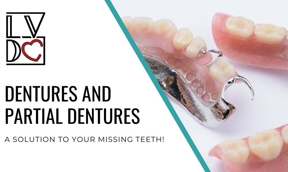 Dentures and Partial Dentures: Information You Should Know