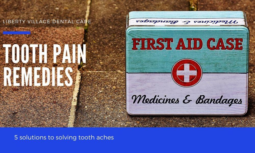 Tooth Pain Remedies, Emergency Dentist