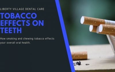 Preventive Dental Care – Tobacco Effects on Teeth