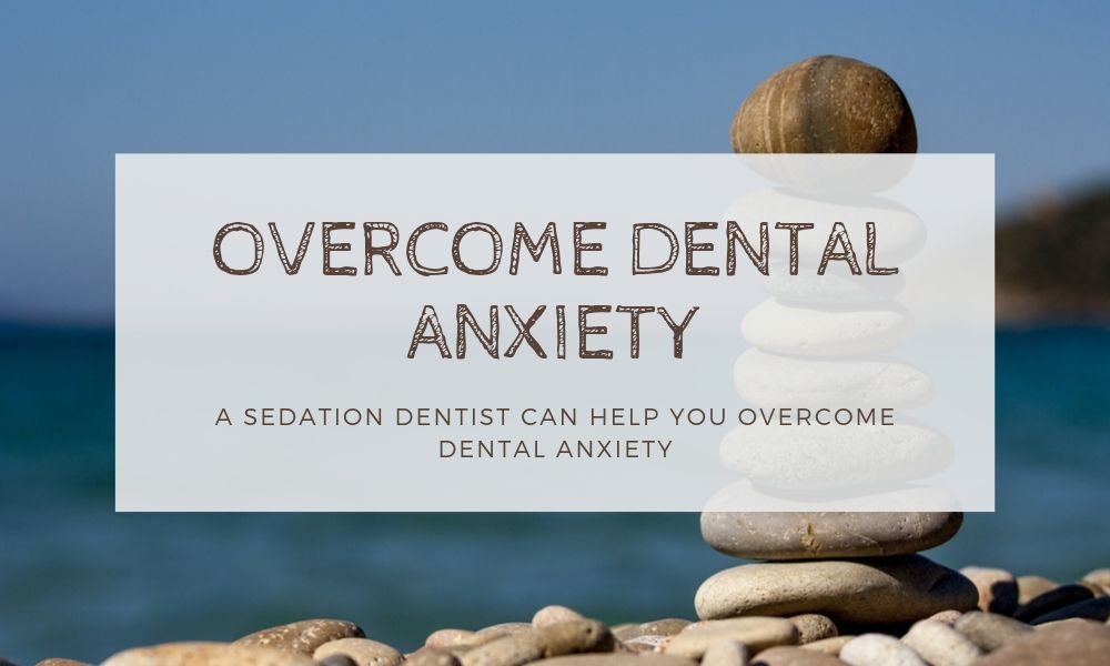 Sedation anxiety banner