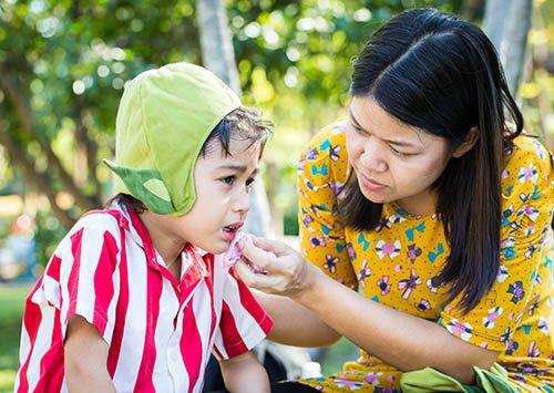 Child pain Emergency Dentist