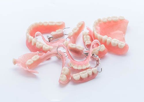 Temporary Dentures
